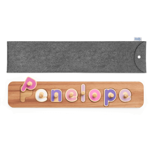 Wooden Name Puzzle - Large