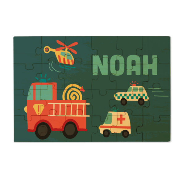 Personalised Kids Jigsaw Puzzle