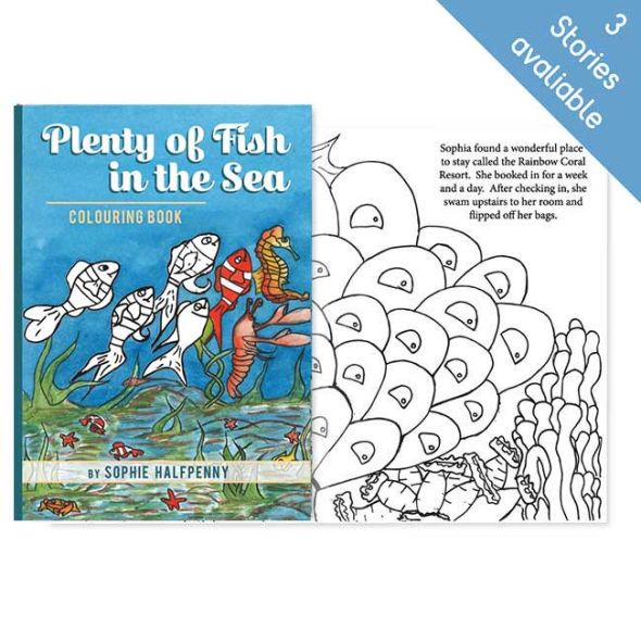 Colouring Books for Kids