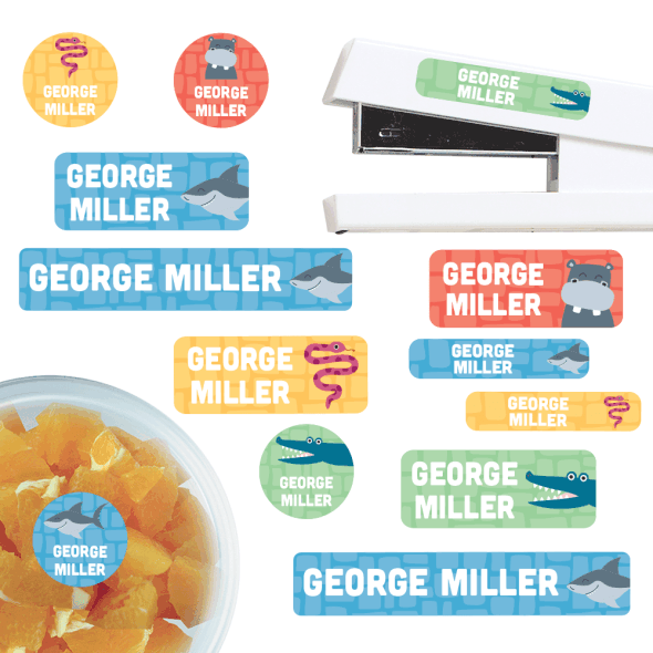 Name Labels Pack